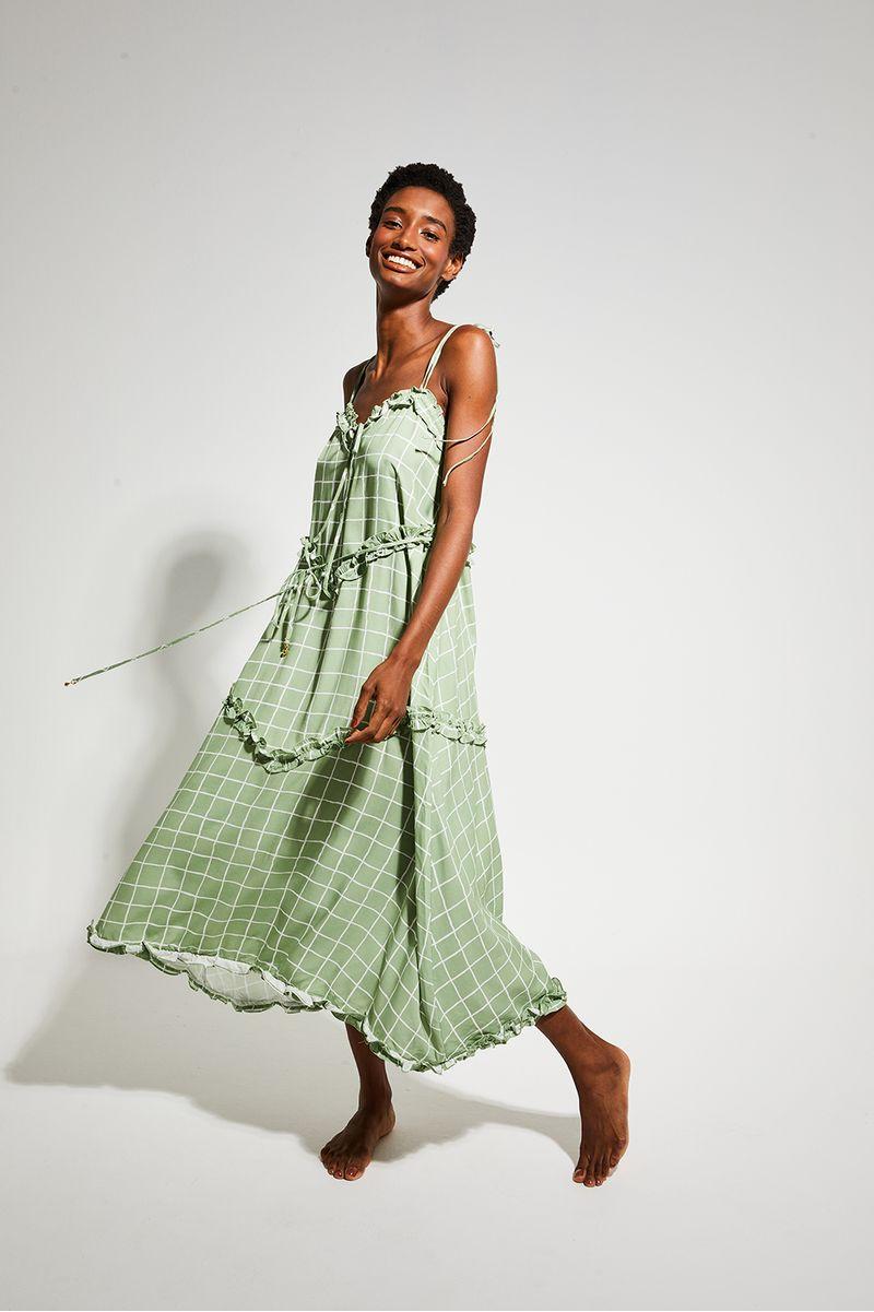 vestido-pontas-assimetrica-xadrez-menta
