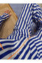 Pijama-listra-azul