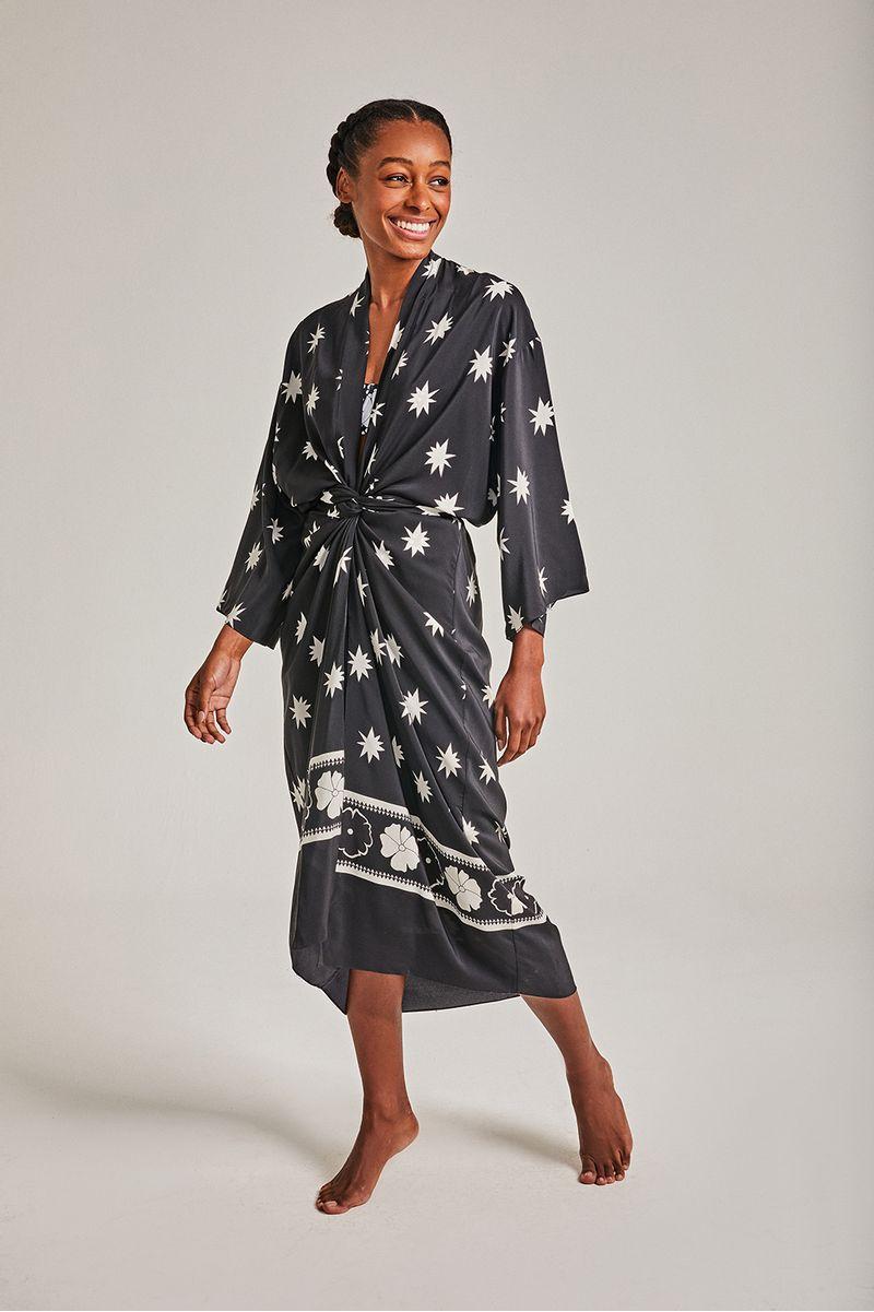 Kimono-longo-alebrijes